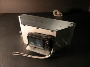 Weston stereo camera mount
